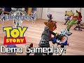 Download Video Kingdom Hearts 3 Premiere Demo - Toy Story Hands-On Gameplay!