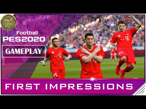 Here's why PES 2020 is better than any FIFA in the gameplay - Page 2
