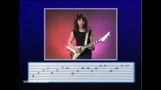 Vinnie Vincent - Metal Tech Guitar Video - Complete
