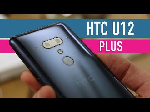 Video over HTC U12 Plus