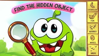 Om Nom Stories - Finding Hidden Objects | Cartoon For Children | Om Nom Hindi