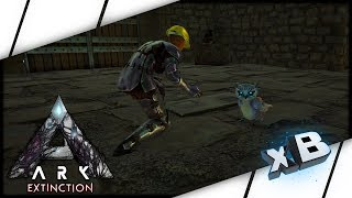 FERK's First Owl Baby! :: Noob Vs ARK: Extinction :: E09
