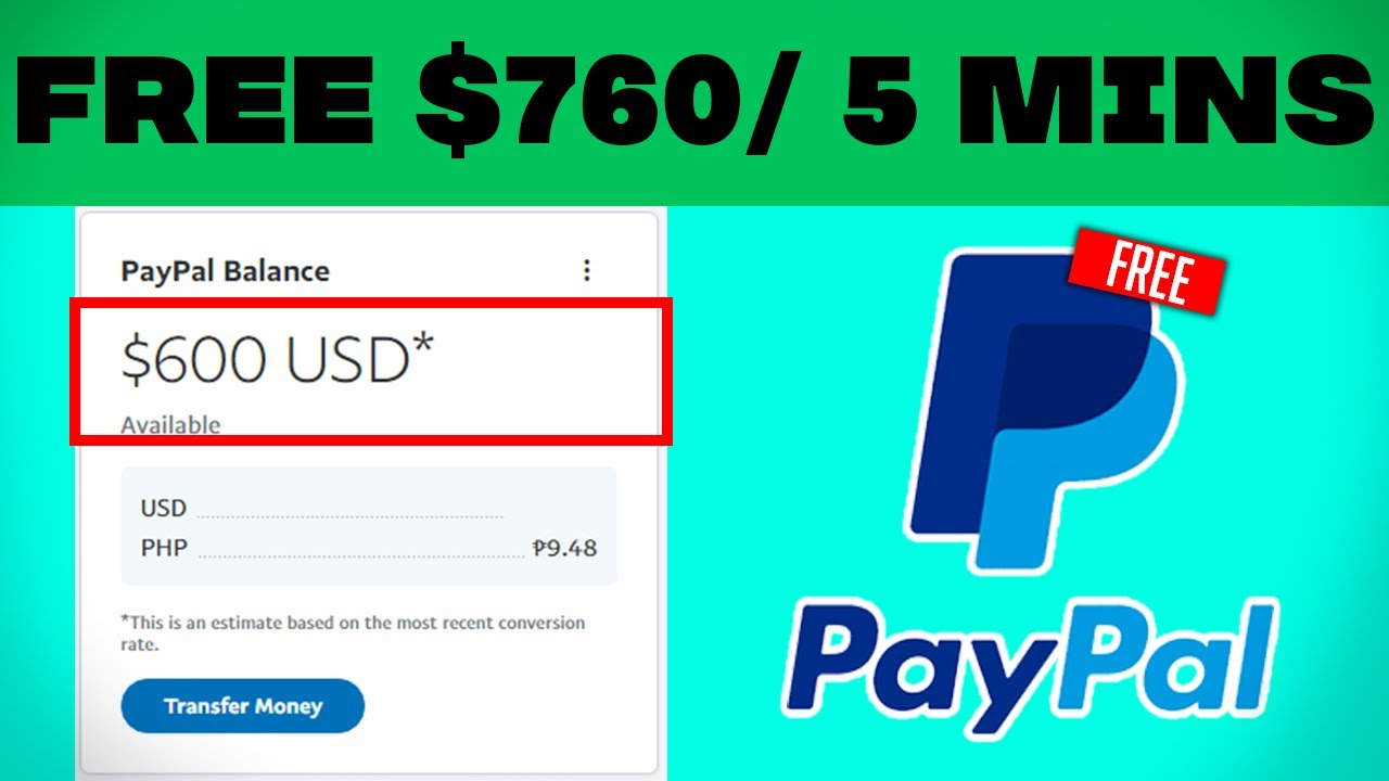 Make $760.20 Paypal CASH In 5 Minutes! (Easy Make Cash Online) thumbnail