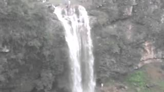 preview picture of video 'Sakikot waterfall'