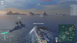 "World of Warships - KMS Big-""FAT""-can-of-WHOOPASS"