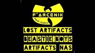ARTIFACS,BEASTIE BOYS,NAS-LOST ARTIFACTS