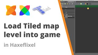 12. How to load a Tiled Map level into a HaxeFlixel game