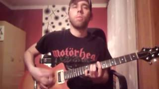 Motörhead - Sucker (guitar cover)