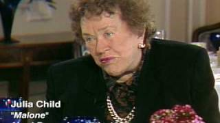 1995 Clip: Julia Child On McDonalds French Fries