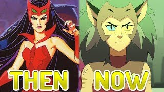 She-Ra and the Princesses of Power REDESIGNS Explained!