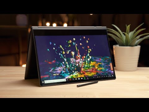 Lenovo Yoga C930 Review  – A Convertible Laptop with a Soundbar!
