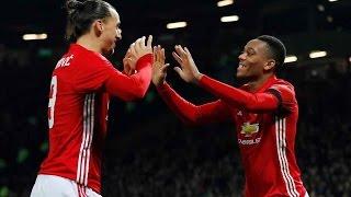 Manchester United Vs West Ham 41 All Goals  EFL Cup 30/11/16  HD