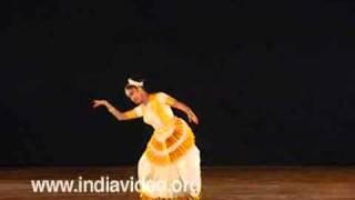 Padavarnam - Mohiniyattam