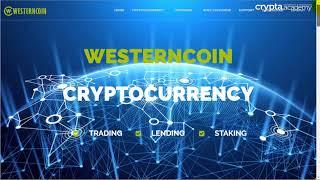 WesternCoin WNC   BitConnect аналог! Успеваем на ICO   сметаем токены