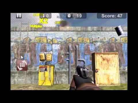 Video of Bottle Shot Rampage 3D Gun Sim