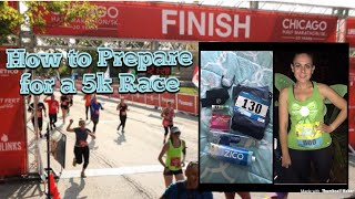 How to Prepare for a 5k Race ((for beginners))