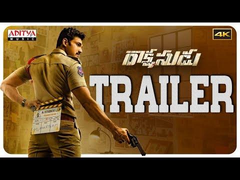 Rakshasudu Official Trailer