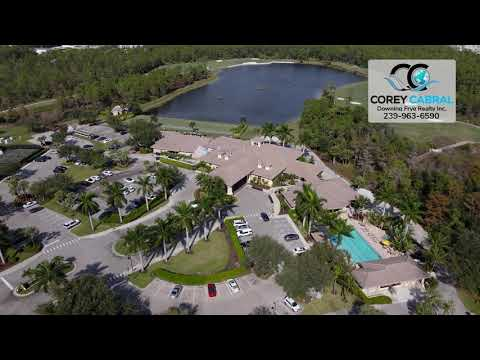 Cedar Hammock Golf & Country Club Naples FL Clubhouse Real Estate Homes & Condos