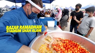 (2021) What's in the Shah Alam Stadium Ramadhan Bazaar?