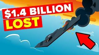 Dumb Reason The US Lost A $1.4 Billion Aircraft