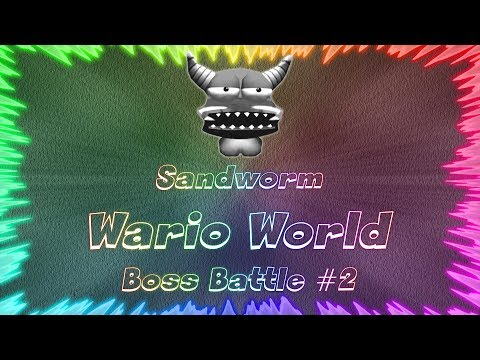 Wario World Walkthrough Perfect Final Boss Battle Black Jewel By