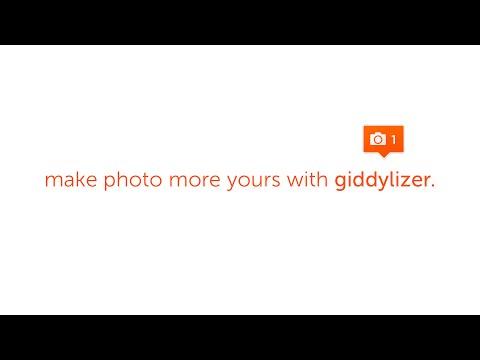 Video of Giddylizer