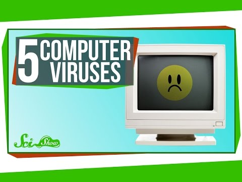 Here Are Five Of The World's Most Destructive Computer Viruses