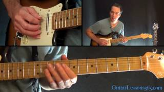 Don't Dream It's Over Guitar Lesson   Crowded House
