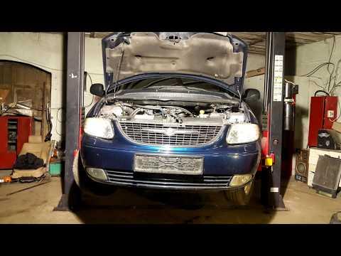 Замена ЗАГЛУШЕК БЛОКА цилиндров на Chrysler [ Replacing the BLOCK CYLINDERS on Chrysle ]