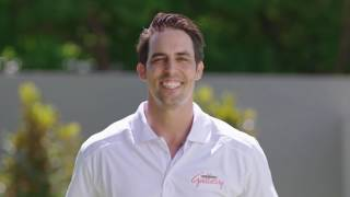 The Blinds Gallery – Mitchell Johnson Backyard Cricket