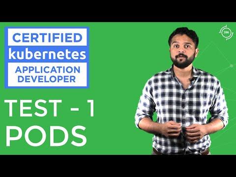 Kubernetes Certification Practice Test - PODs