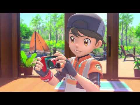 Видео № 0 из игры New Pokemon Snap [NSwitch]