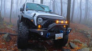 Jeep Wrangler Rubicon Extremo - Prueba De Todo Terreno Off Road 4x4 (Parte 1)