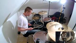 Them Crooked Vultures - New Fang (Drum Cover)