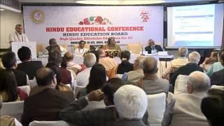 Hindu Education Conference @WHC 2014_Ramesh Shah
