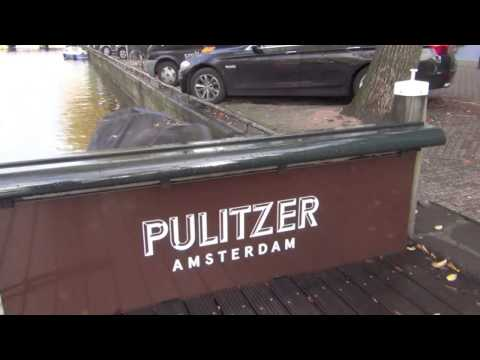5 Star Hotel Pulitzer Amsterdam | Famous Luxury Townhouses I Love It | Der HON Circle