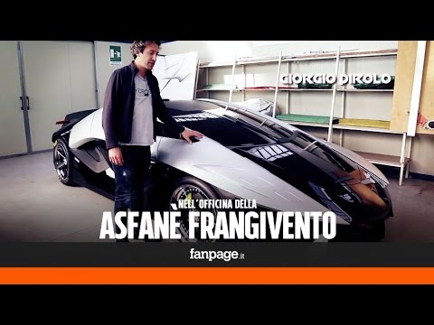 Asfanè Frangivento, alla scoperta del super bolide artigianale