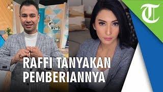 Raffi Ahmad Tanyakan Barang Pemberiannya ke Mantan