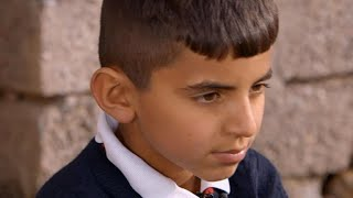 8-year-old boy says he lived with American family in ISIS territory