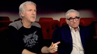 James Cameron And Martin Scorsese On Hugos 3D Special Effects