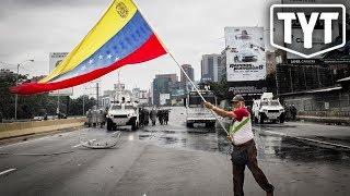 US Coup In Venezuela