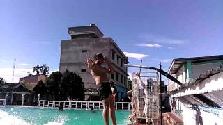 preview picture of video 'With.Frens.In.Kankai.Swimming.Pool'