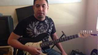 """""""Holy"""" by Matt Redman Guitar Tutorial"""