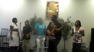 Trinity Faith Deliverance Church Highest Praise (Sing unto the Lord)