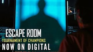 """ESCAPE ROOM: TOURNAMENT OF CHAMPIONS – """"We Are Minos!"""" Trailer   Now on Digital"""