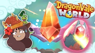 Our Enchanted Crystal Hopes Are Dashed?! 🐲 DragonVale World