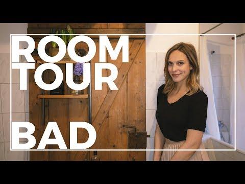 ROOM TOUR BAD Update! | Was benutze ich im Bad!? | Zero Waste Talk