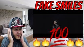 Phora   Fake Smiles [Official Music Video] REACTION!!