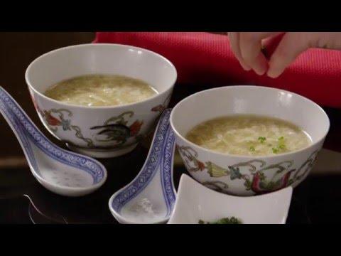 How to Make Egg Drop Soup | Soup Recipes | AllRecipes