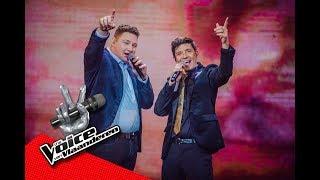 Coach Koen en Bonni gaan Sheeran | Finale | The Voice van Vlaanderen | VTM